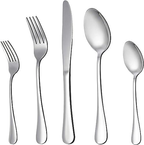 LIANYU-20-Piece-Silverware-Flatware-Cutlery-Set