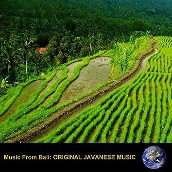 Music From Bali: Original Javanese Music