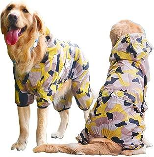 dog sun protection suit