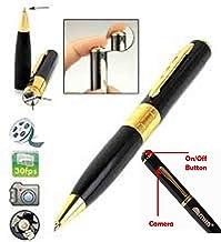 Voltac Spy Hd Pen Camera with Voice-Video Recorder and Dvr-Hidden-Camcorder (Multi-Color) Model 442518