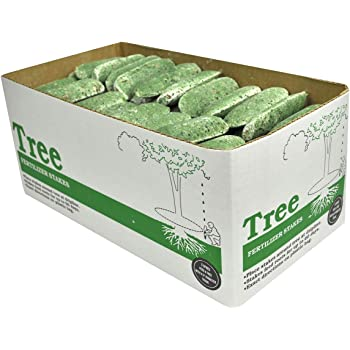 Jobe's GL61100046769 Tree & Shrub Fertilizer Spikes, 160 Count, Natural