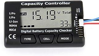 ENET RC cellmeter-7/Digital Battery Capacity Checker for Thunder Power hp-lba7-tp LiPo Life Li-Ion NiMH NiCd RC