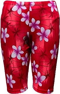 Espot Women's Lined Swim Capris Jammers Swim Shorts Tights