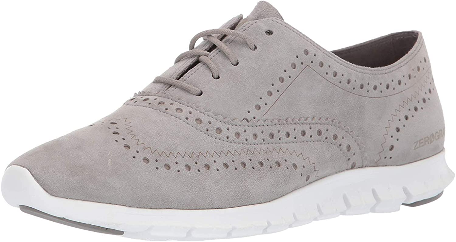 Cole Haan NEW before selling Women's Zerogrand Wing Tulsa Mall Oxford Hole Closed Ii