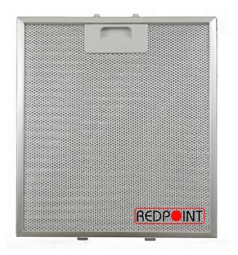 Filter Aluminium für Abzugshauben Elica mm. 267 x 305 x 9