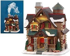 Lemax+05641+Chestnut+Cabin+Village+Building%2c+Multicolored