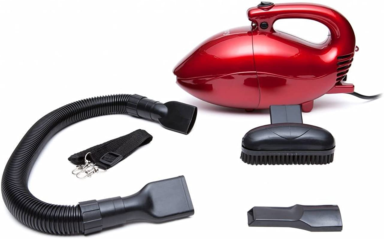 CAMRY Vacuum Cleaner Handheld Red Multicolour One Size