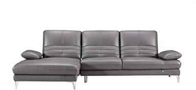 Stupendous Amazon Com Esf Bergamo Modular Sectional W Sleeping Sofas Evergreenethics Interior Chair Design Evergreenethicsorg
