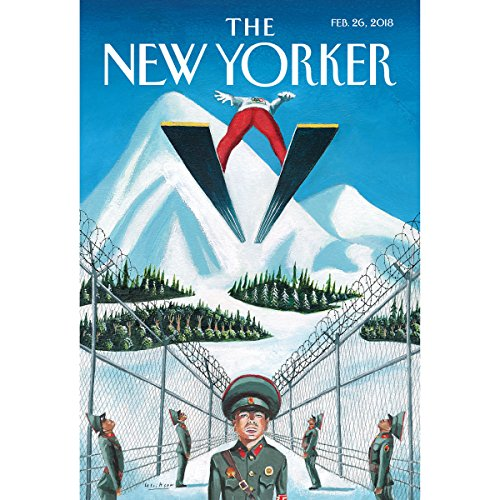 The New Yorker, February 26th 2018 (Jeffrey Toobin, Ian Parker, Carrie Battan) audiobook cover art