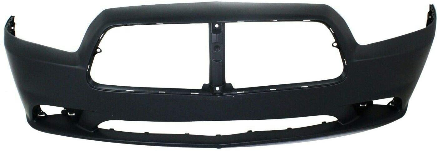JJ Front 4 years warranty Bumper Cover Compatible with Arlington Mall T Track R 11-14 Charger SE