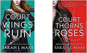 A Court of Wings and Ruin (A Court of Thorns and Roses) + A Court of Thorns and Roses (Set of 2 Books)