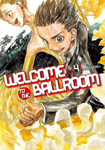 Welcome to the Ballroom Vol. 4 (English Edition)