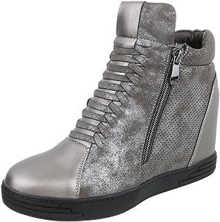 c4a950eaf884d Suchergebnis auf Amazon.de für: keilabsatz stiefeletten - Schuhe ...