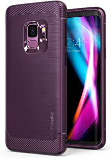 Ringke Onyx Designed for Galaxy S9 Case Protective Cover for Galaxy S9 (2018) - Lilac Purple