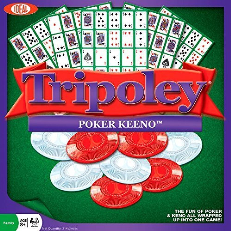 venderse como panqueques Ideal Tripoley Poker Keeno by Ideal Ideal Ideal  últimos estilos
