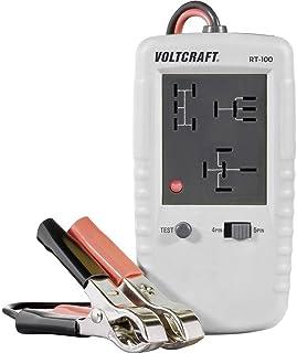 VOLTCRAFT Relätestare RT-100 1 st