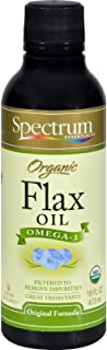 Organic Flax Oil Omega-3 16 fl Ounce Liquid