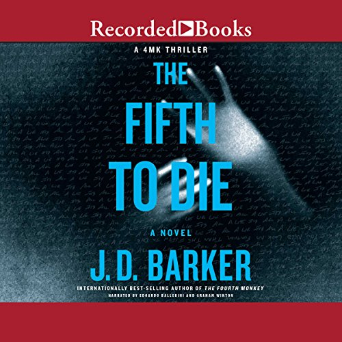 The Fifth to Die audiobook cover art