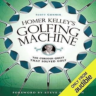 Homer Kelley's Golfing Machine cover art