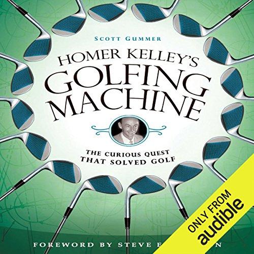 Homer Kelley's Golfing Machine audiobook cover art