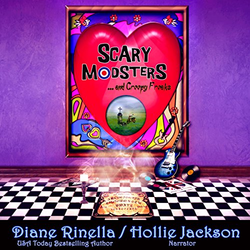 Scary Modsters...and Creepy Freaks audiobook cover art