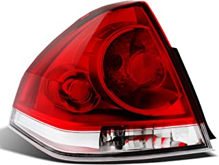 ACANII - For 2006-2013 Chevy Impala Rear Replacement Tail Light Brake Lamp Assembly - Driver Side Only