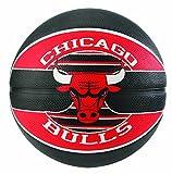 Spalding NBA Team Chicago Bulls - Balón de Baloncesto