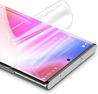 RIWNNI Pellicola Protettiva per Samsung Galaxy Note 20 Ultra [3 Pezzi], Ultra Sottile Morbido TPU Pellicola Copertura Comp...