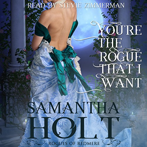 You're the Rogue That I Want audiobook cover art