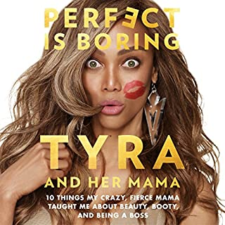 Perfect Is Boring cover art