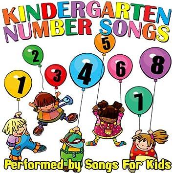 Kindergarten Number Songs