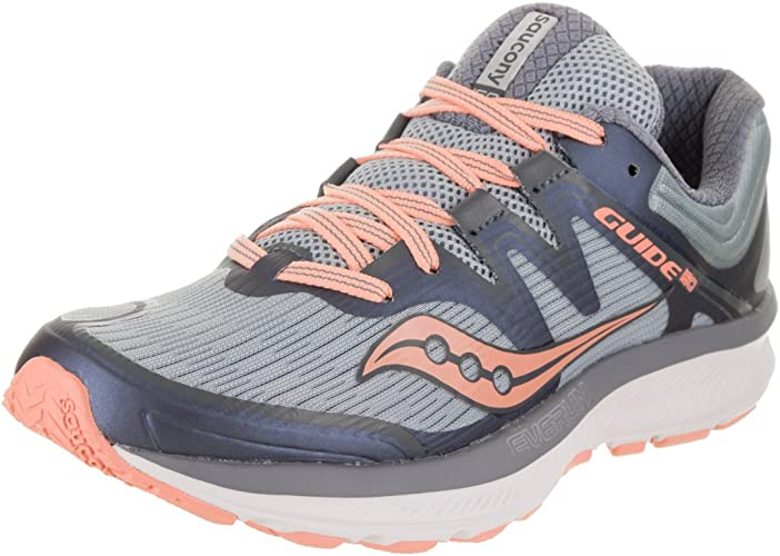Saucony Guide Iso, Chaussures de Running Compétition Femme