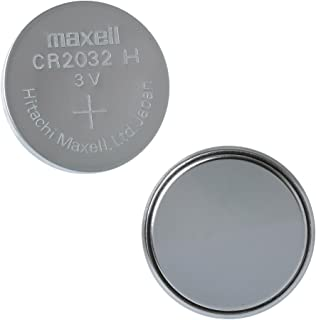 Maxell Micro Lithium Cell CR2032 (pack of 5 Batteries)