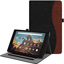 Fintie Case for All-New Amazon Fire HD 10 Tablet (Compatible with 7th and 9th Generations, 2017 and 2019 Releases) - [Mult...