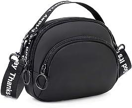 JKGHK Shoulder Bag Men's Bags Light Canvas for 7.9' Ipad PVC Crossbody Bags Waterproof Business Shoulder Bag for Men