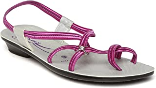 PARAGON SOLEA Women's Purple Sandals