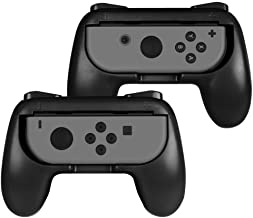 Fintie Grip for Nintendo Switch Joy-Con, [Ergonomic Design] Wear-Resistant Comfort Game Controller Handle Kit for Nintendo...