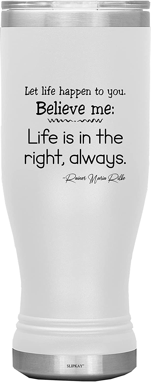 Let Life Sales for sale Happen To You Believe Me In Always Right Is The Max 87% OFF Bo