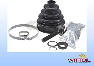 Spidan 26252 kit de fuelle protector para eje de transmisi/ón