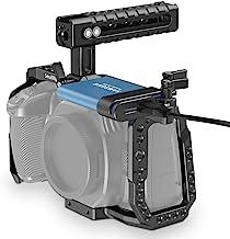 [Updated] SMALLRIG Camera Cage Kit for Blackmagic Design Pocket Cinema Camera 4K & 6K, Compatible with BMPCC 4K & 6K - KCVB2419