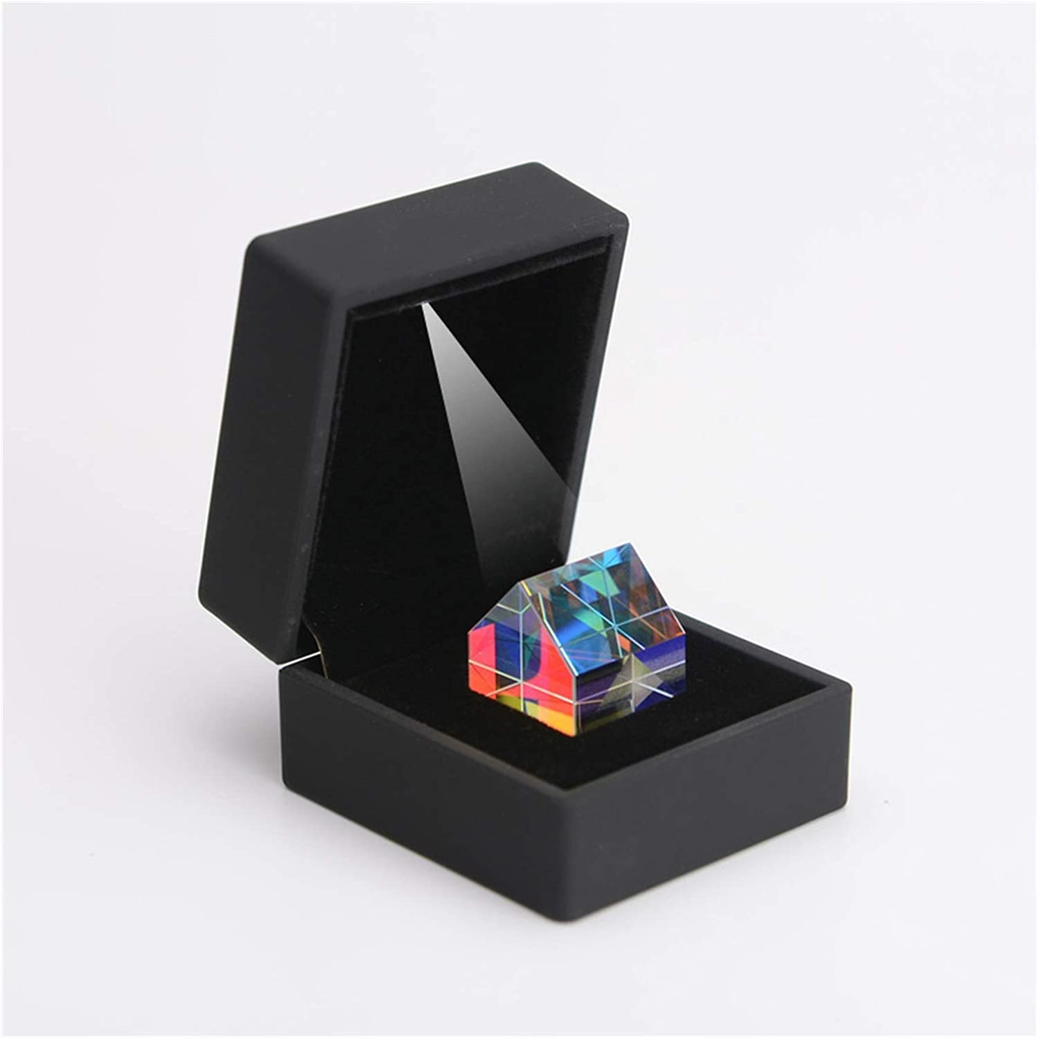 Glass Prism Cube Elegant Cabin of Light Same Ranking TOP5 Pr Colour The with Trembles