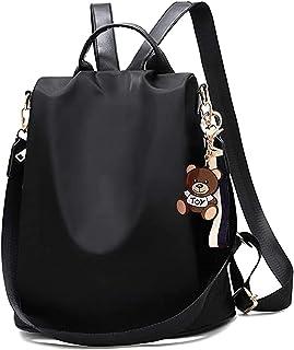 Mochilas antirrobo para mujer, carteras, bolsos de viaje Oxford impermeables, bolsos de hombro ligeros para mujer, ligeros...