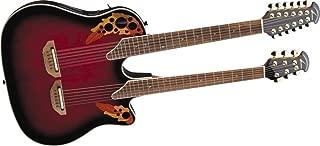 double neck acoustic guitar