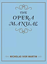 The Opera Manual (Music Finders)
