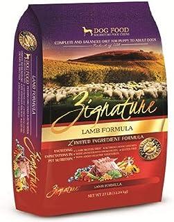 Zignature Lamb Dry Food 27 Pound