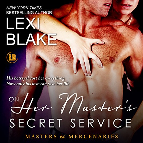 On Her Master's Secret Service audiobook cover art