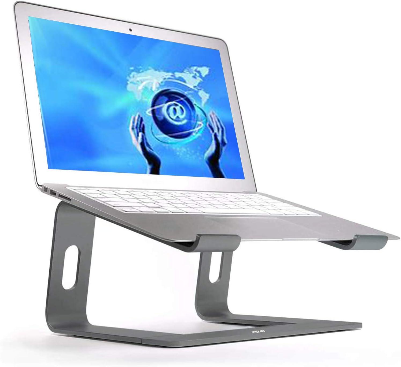 Laptop Stand Aluminum Computer Detachable Popular brand Max 49% OFF in the world Lapt Ergonomic Riser
