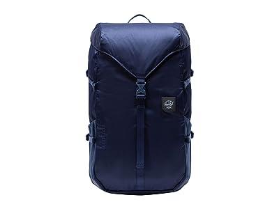 Herschel Supply Co. Barlow Large (Peacoat) Backpack Bags