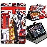 Seluxion-Funda universal con tapa y soporte, diseño de ZA03 ZenPad S para tablet Asus Fonepad 8,0 8 FE380CG Z580C