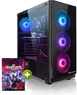 Megaport Game PC AMD Ryzen 5 3600 6x 4.20 GHz Turbo • Nvidia GeForce RTX3060Ti 8GB • 1TB M.2 SSD • 16GB 3000 DDR4 RAM • Wi...